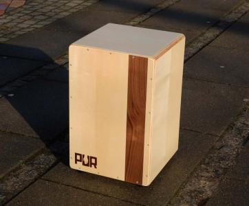 PUR Compact Cajon med justerbar seiding