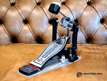 DW 9000 stortrommepedal - Brugt