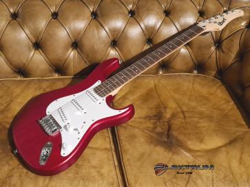 Cort elektrisk guitar - Rød
