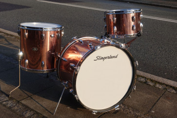 Vintage Slingerland 70' trommesæt i Kobber