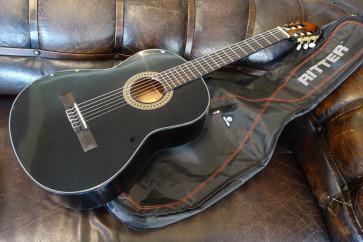 ***TILBUD*** Santana Klassisk guitar med etui