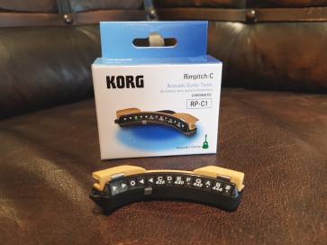 KORG RP-C1 Guitar lydhuls Tuner