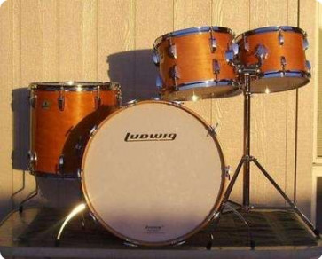 Vintage Ludwig 1970 ThermoGloss trommesæt