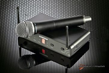 SAMSON Trådløst mikrofon system - Håndholdt
