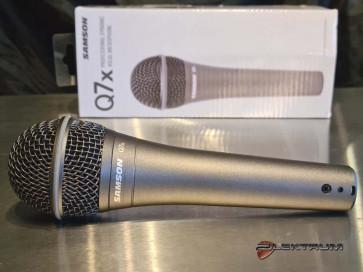 SAMSON Q7x mikrofon med NeoDy. kapsel