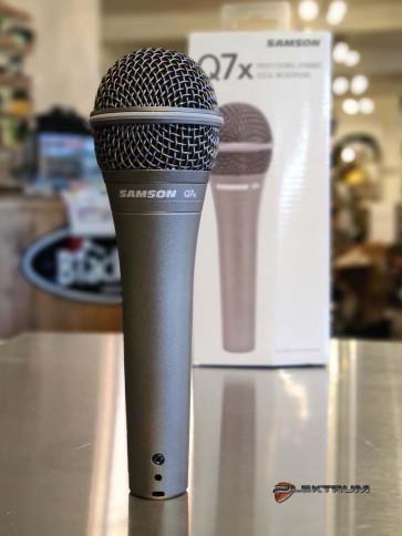 SAMSON Q7x mikrofon med NeoDy. kapsel + kabel