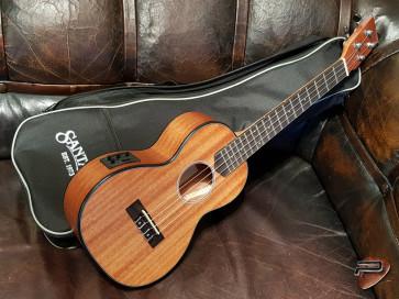 Santana 30TMEQ tenor-ukulele