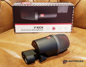 sE V Kick Stortromme mikrofon