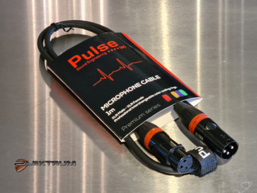 Pulse Mikrofonkabel xlr-xlr 1 mtr.