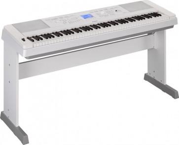 Yamaha DGX-660 Piano i hvidt