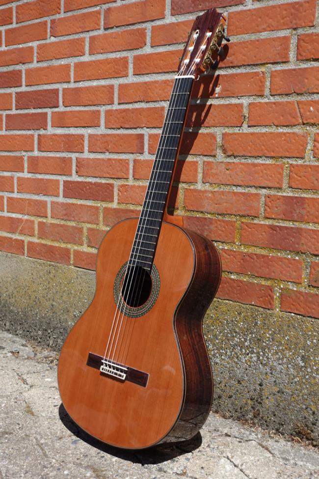 Alhambra klassisk guitar