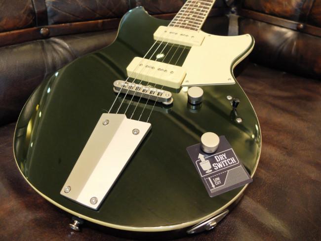 yamaha rs502t fra yamahas nye revstar el guitar serie med. Black Bedroom Furniture Sets. Home Design Ideas