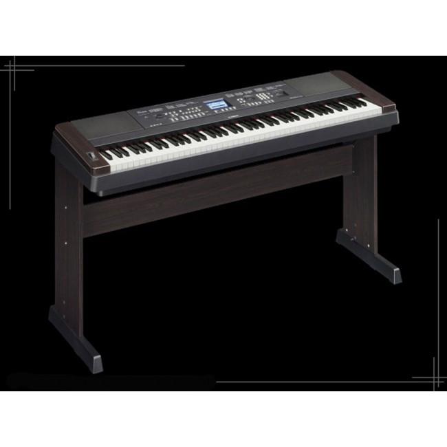 Yamaha dgx 650 klaver keyboard sort for Yamaha 650 piano