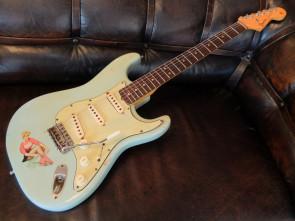 **SOLGT** Vintage Fender 1963' Stratocaster