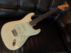 Vintage Fender 1964' Stratocaster fra Aage Kbh.