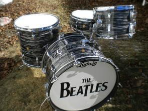 "Vintage Ludwig 1964 ""Beatles""  trommesæt"