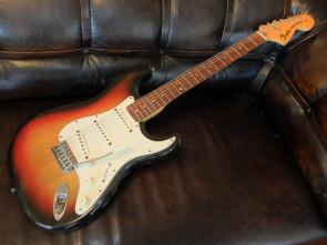Vintage Fender 1973' Stratocaster