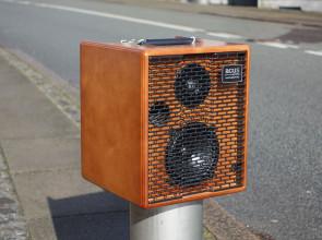 ACUS One-5 Wood akustisk forstærker