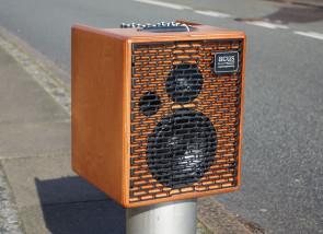 ACUS One-6T Wood akustisk forstærker