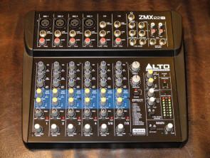 Alto ZMX-122fx Mixer