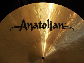 """Anatolian bækken Emotion 21"""" Med Ride"""