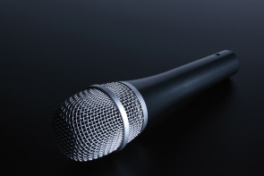 Audac Proff. sang condensator mikrofon M97