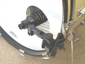 AUDIX D6 Stortromme mikrofon m/clamp