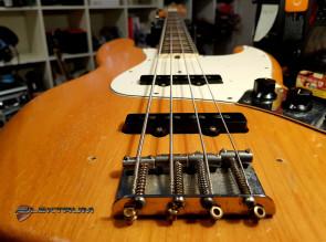 Guitar Reparation: Justering af Bas-guitar
