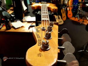 Guitar Reparation: Justering af Bas-guitar incl. strenge