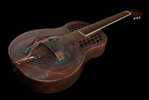 Baton Rouge Resonator guitar