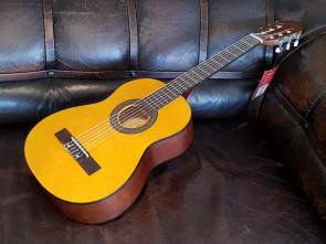 Børne begynder 1/2 størrelse guitar