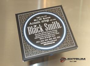 Black Smith Bronce Western guitar strenge 012