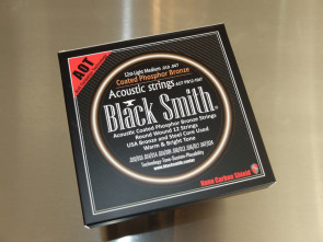 Black Smith Phos. Bronce Western guitar strenge 12-strg.
