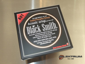 Black Smith Phos. Bronce Western guitar strenge 12-strg.