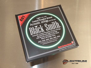 Black Smith Coated Western guitar strenge 012