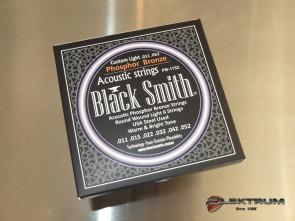 Black Smith Phos. Bronce Western guitar strenge 011