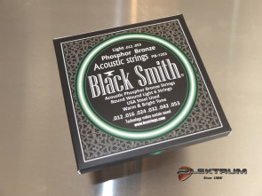 Black Smith Phos. Bronce Western guitar strenge 012