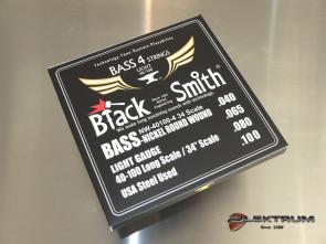 Bas strenge **Black Smith** 040