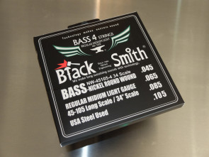 Bas strenge **Black Smith** 045