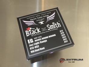 012 El-guitar strenge *Black Smith*