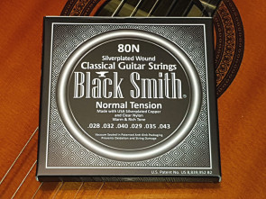 Klassisk guitar strenge *Black Smith*