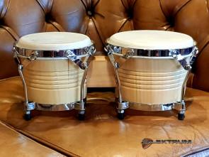 Kvalitets Bongo trommer i træ