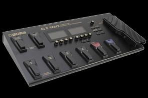 BOSS GT-100 Effektboard - Black edition