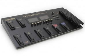 BOSS GT-100 Effektboard