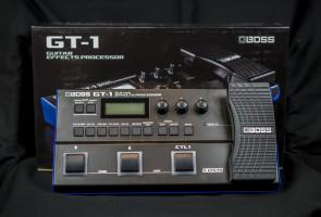 BOSS GT-1 Effektboard