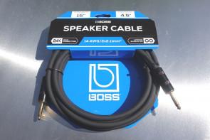 Original BOSS Højttaler kabel 4,5 meter