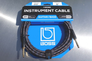 Original BOSS Jack kabel 6 meter