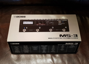 BOSS ME-3 MultiEffects switcher