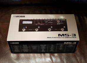 BOSS ME-3 MultiEffects switcher