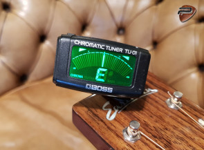 Boss TU-01 chromatic Guitar Tuner